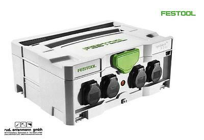 Festool Tanos Systainer SYS-PH SYS-PowerHub Kabeltrommel Kabelbox 200231