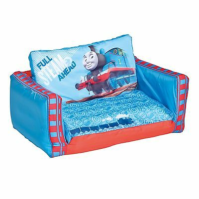 Thomas & Friends Inflatable Kids Flip Out Sofa Playroom