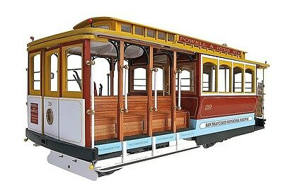 Artesania Latina 900330 San Francisco Cable-Car