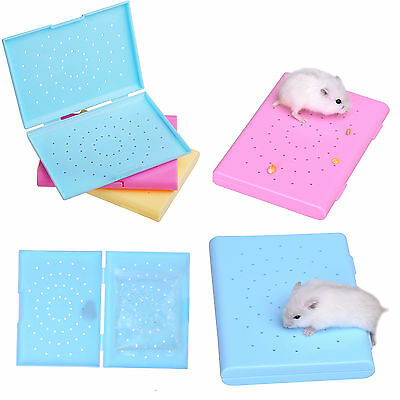 Hamster Electronic Cooling Mat Heat Hot Weather Gel Pad Bed Puppy Comfort Summer