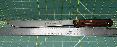 "Dexter Russell Connoisseur 8"" Stain Free High Carbon Carving Knife Made in USA"