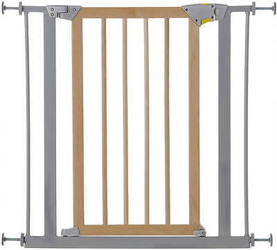Hauck Deluxe Wood and Metal Safety Gate 01-597118