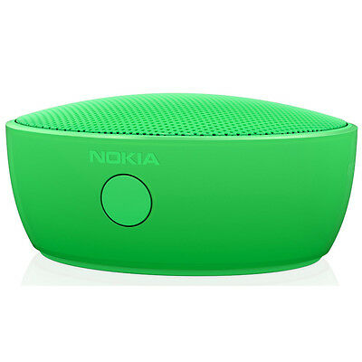 Nokia MD-12 Rechargeable Bluetooth and NFC Wireless Portable Mini Speaker New