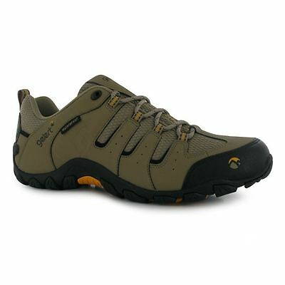 Gelert Mens Rocky Walking Shoes Lace Up Waterproof Outdoor Hiking Trekking