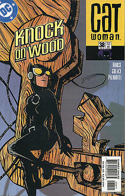 Catwoman #38 (NM)`05 Morse/ Gulacy