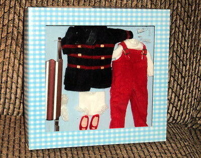 """Tonner 8"""" Betsy Mccall Goes Sleigh Riding Outfit Nrfb!"""