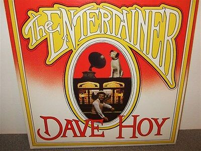 Dave Hoy . The Entertainer . LP