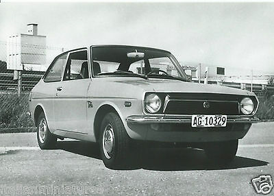 Toyota Corolla Original Press Photograph Excellent Condition Front View