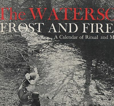 The Watersons - 'Frost And Fire' 1965 UK Topic LP. Ex!