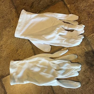 Two Pairs Of New Marching Band Gloves Universal Size
