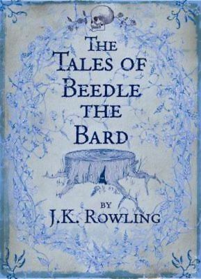 The Tales of Beedle the Bard - JK Rowling - hardback - I send worldwide