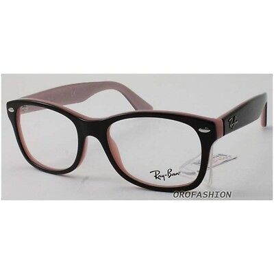 Sehbrille Ray Ban JUNIOR RX1528 - Farbe 3580 Groesse 48-16