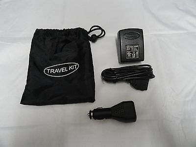 Travel Kit for Sony CLIE PEG-TJ37 PDA Handheld Accessories ~ UsedHandhelds