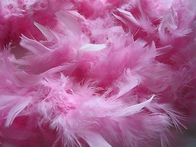 Boa Chandelle Feather Boa 72 Inch 60 Gram Medium  Pink Bnew In Package