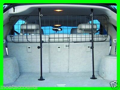 Car Boot Universal Wire Mesh Dog Guard Safety Guard [SWDG2]
