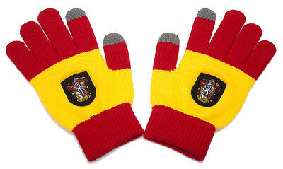Harry Potter E-Touch Gloves Gryffindor Red Cinereplicas Guanti