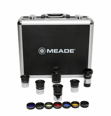 Meade 607001 Instruments Series 4000 1.25-Inch Eyepiece and Filter Set (Black)