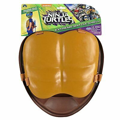 Teenage Mutant Ninja Turtles Out Of The Shadows Front and Back Roleplay Shell