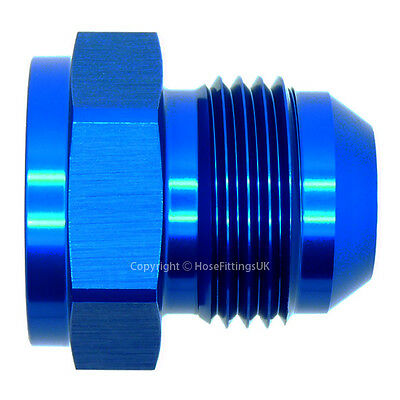 AN-8 FEMALE to AN-10 MALE JIC EXPANDER/REDUCER Hose Fitting Adapter