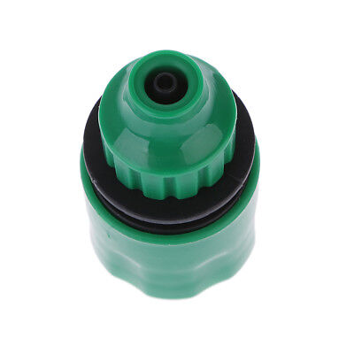 G1/2 G3/4 in 1/4'' 3/8'' Water Hose Pipe Fitting Tap Adaptor Connector Garden