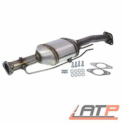 Exhaust Diesel Particulate Filter Dpf Ford Kuga Mk 1 2.0 Tdci 08-10