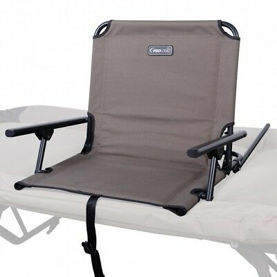 Prologic NEW Carp Fishing Firestarter O.T.O.B Bed Seat Chair With Arms - 49849