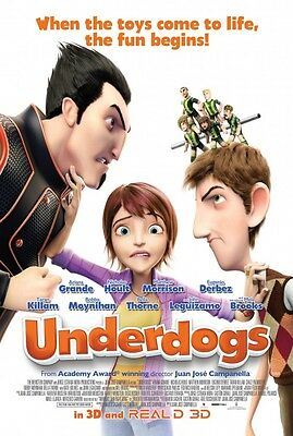 Underdogs - original DS movie poster - 27x40 D/S