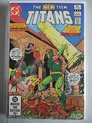 New Teen Titans (1980-1984) #18 VF-