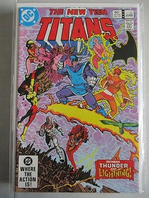 New Teen Titans (1980-1984) #32 NM
