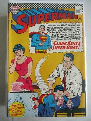 Superman Vol. 1 (1939-2011) #192 VF-