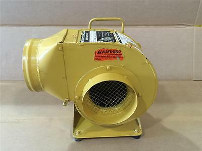 Air International Systems SVB-A8 Pneumatic Portable Air Circulation Mover Dryer