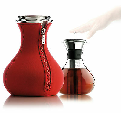 Eva Solo Tea Maker Neoprene Cosy Red 1.0L - 567542