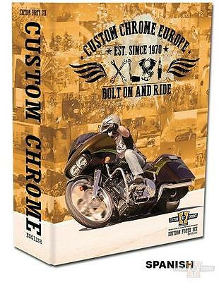 Catalog Accessories For Harley - Davidson® Custom Chrome 2016 On Spanish