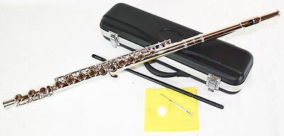 Cherrystone Transverse flute C with case