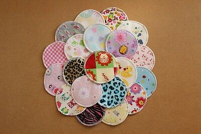 Washable And Reusable Cloth Nursing Breast Pads ** **