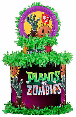 Plants Vs Zombies Personalized Party Pinata