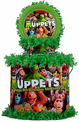 The Muppets Personalized Party Pinata