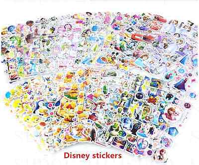children 3D PVC Puffy teaching Stickers lot-kids Reward stickers Birthday gift