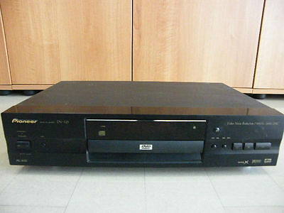Lettore Dvd Player Pioneer Dv-525 Nero Video Noise Reduction