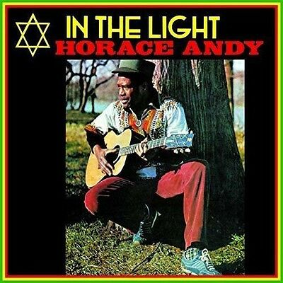 Horace Andy In The Light Lp Vinyl New 33Rpm