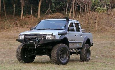 Ford PK/ Ranger/2002 couriers wide wheel arch/extender/Guard/flares