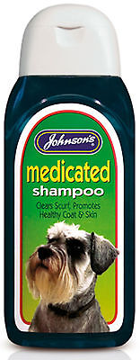 Johnson's Medicated Shampoo 400ml
