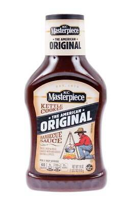 Kc Masterpiece Barbecue-Soße, BBQ-Sauce original (0.98 Euro pro 100g)