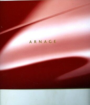 2000 Bentley Arnage Brochure my6298
