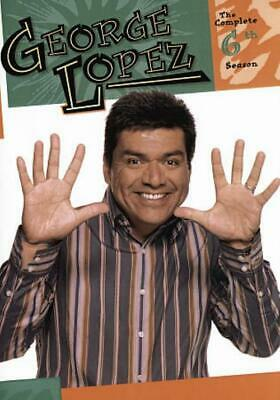 The George Lopez Show: The Complete Sixth Season Used - Very Good Dvd
