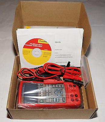 Fluke 725Ex Intrinsically Safe Multifunction Process Loop Calibrator New