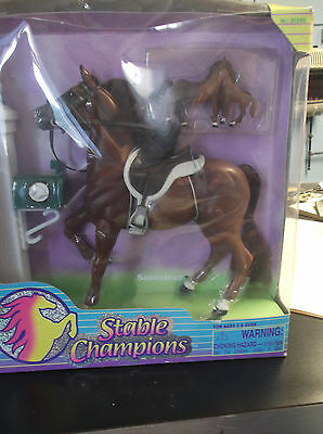 Stable Champions  Kid Kore Horses New