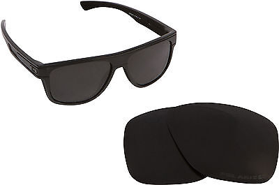 New SEEK Polarized Replacement Lenses for Oakley BREADBOX Black ON SALE