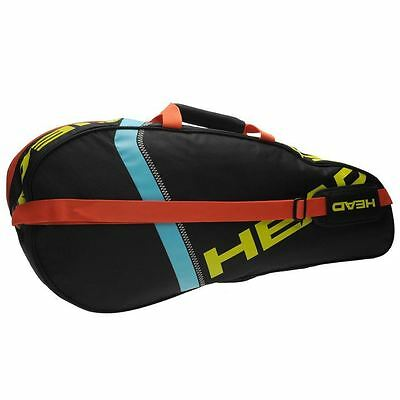 HEAD Core 3 Racket Bag Tennis Playing Sports Accessories