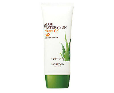 [SkinFood] Aloe Watery Sun Gel SPF50+ PA+++ 50ml